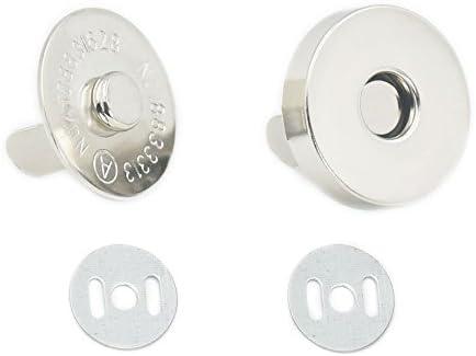 Bolsa de cierre magnético 18 mm-Oro