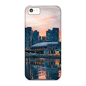 New Premium Casecover88 Beautiful Vancouver Canada Skin Cases Covers Excellent Fitted For Iphone 5c