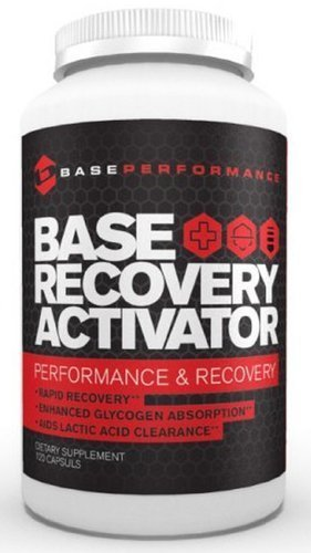 Base Performance BASE Recovery Activator Caps | 120 Capsules Recovery Activator