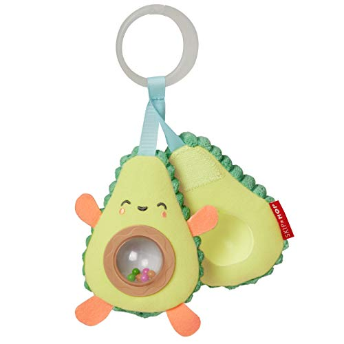 Skip Hop Farmstand Avocado Stroller Toy from Skip Hop