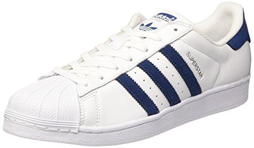 Course Chaussures Footwear de adidas Blanc Homme Superstar Navy Collegiate Collegiate White Navy 65qqYr7tWE