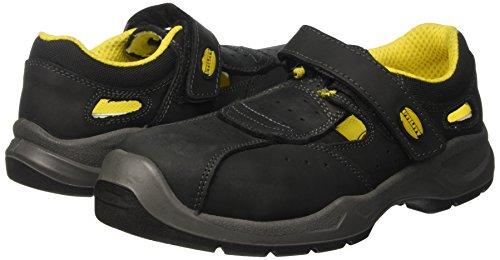 De Diadora Negro Adulto Low Unisex Ii nero 40 S1p Trabajo Parky Zapatos Eu KKUcHX