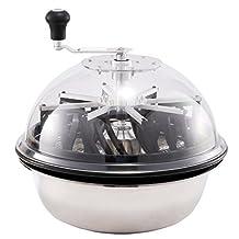 iPower GLBULBDECDM630K3 Double Ended 630W, 3100K Master Color CDM Ceramics Metal Halide Grow Light Bulb Lamp, Full Spectrum
