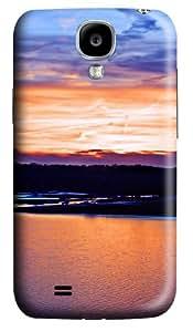 Samsung Galaxy S4 Case Cover - Marina Polycarbonate Hard Case Back Cover for Samsung Galaxy S4/ SIV / I9500