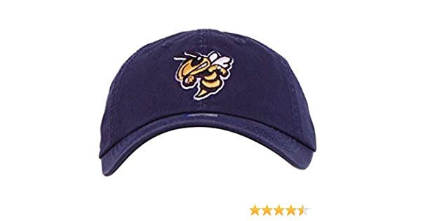 4737bd8d9ba Amazon.com   Georgia Tech Yellow Jackets Adult Adjustable Hat   Baseball  Caps   Sports   Outdoors