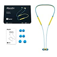 Bluedio-TN-Turbine-Active-Noise-Cancelling-Earbuds-Neckband-Earphones-Bluetooth-42-Wireless-Sports-Headphones-HeadsetsMagnetic-Sweatproof-Running-Earbuds-with-Mic-Magnetic-Design-Yellow