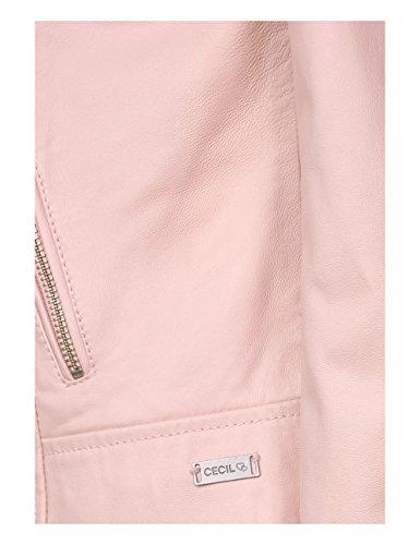 Cecil 11216 Rosa Donna Cappotto soft Blossom 4wz4Orq