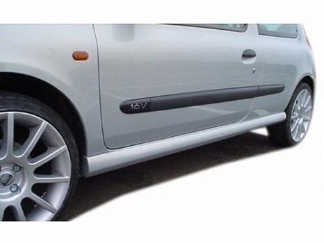 Renault Clio MK2 rendimiento deportivo lado Faldas R-Style: Amazon.es: Coche y moto