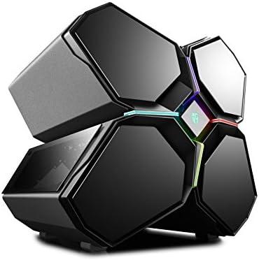 DeepCool QUADSTELLAR Carcasa de Ordenador Full-Tower Negro - Caja ...