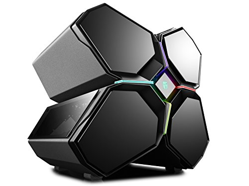 DEEPCOOL QUADSTELLAR Smart PC Case, Four Cabin Design, for sale  Delivered anywhere in Canada