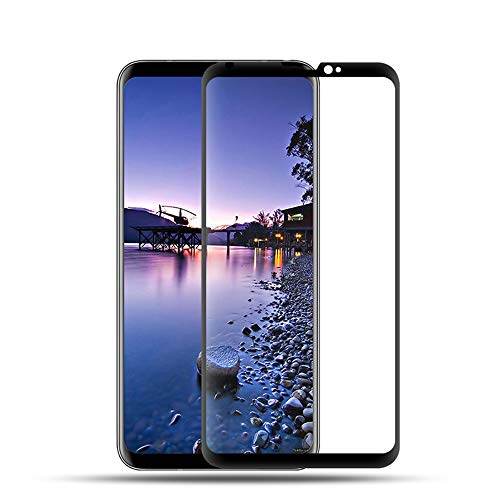 for LG V30 / V30 Plus Tempered Glass Screen Protector-[2 Pack][3D Curved][Anti-Scratch] 9H Hardness Tempered Glass Film Screen Protector for LG V30 V30 Plus H931 US998 AS998 H930 H933 H932 VS996 US998 (Glass Mobile)