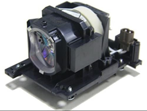 CP-X5021N Hitachi Projector Lamp Replacement Projector Lamp Assembly with Genuine Original Osram P-VIP Bulb Inside.