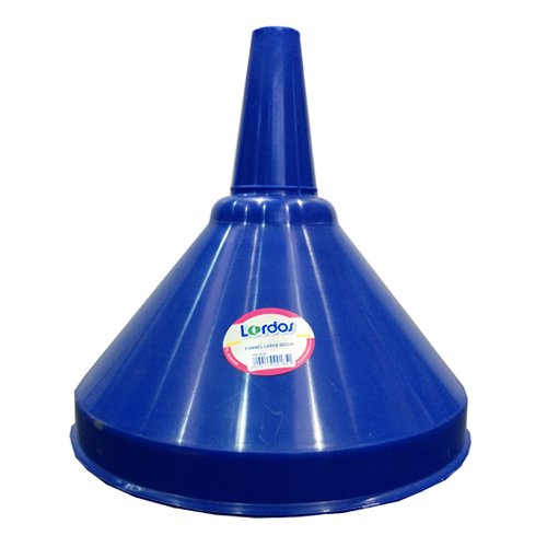 Polycraft Blue Extra Large 22cm Funnel - 1pk Polycraft ( MB Fibreglass )