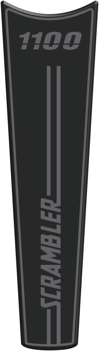 PARASERBATOIO ADESIVO RESINATO EFFETTO 3D compatibile con D.ucati Scrambler 1100 V4