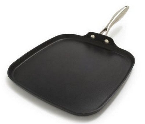 (Scanpan Professional Griddle, 11-Inch by 11-Inch)