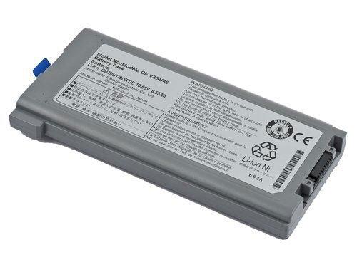 FLIW CF-30 Replacement Battery Compatible with Panasonic Toughbook Cf-30 Cf-31 Cf-53 Cf-vzsu71u Cf-vzsu72u Cf-vzsu1430u Cf-vzsu46 Cf-vzsu46au Cf-vzsu46s 11.1V 7800mah