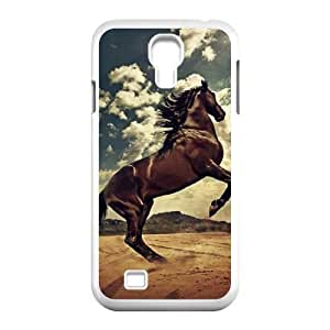 SamSung Galaxy S4 9500 phone cases White Horse fashion cell phone cases UTRE3327475