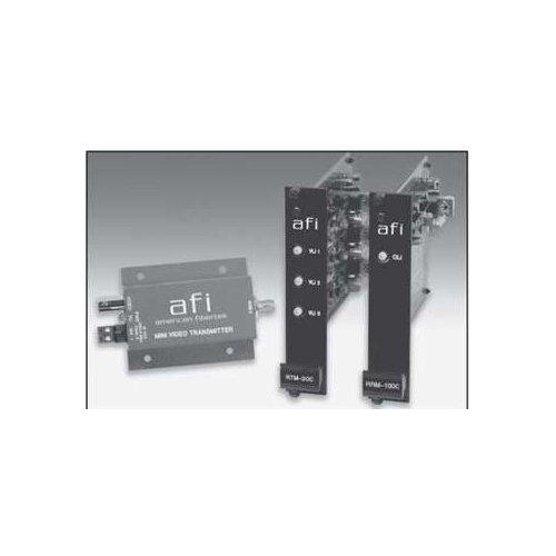 (AMERICAN FIBERTEK MRM100C Single Channel Video Module Receiver)