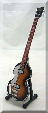 PAUL McCARTNEY Miniatura Guitarra HOFNER BEATLES: Amazon.es: Instrumentos musicales