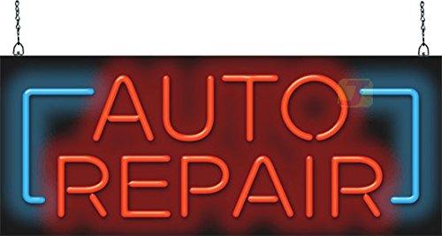 (Auto Repair Neon Sign)