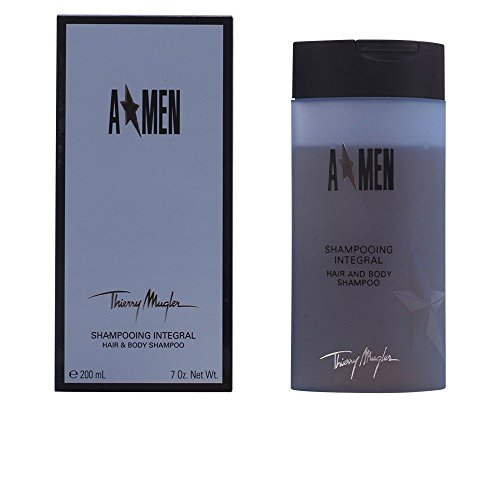 Thierry Mugler Body Shower Gel (Angel Men by Thierry Mugler for Men 7.0 oz Hair and Body Shampoo)