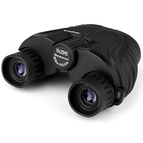 Minzhi BIJIA 1025 Mini Binocular Telescope Opera Glasses for Travel Concert Outdoor Sports Hunting HD Binoculars by Minzhi