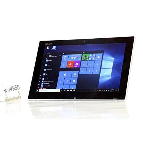 中古タブレット SONY SVT1122BCJ Core i5 4210Y 1.50GHz 4GB SSD128GB Win10 Bluetooth タッチパネル カメラ B07KSPJHLF