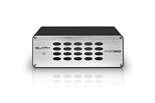 Glyph StudioRAID 2-Bay USB 3.0 RAID Array 16 TB 7200 RPM