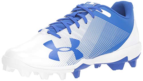 - Under Armour Men's Leadoff Low RM Baseball Shoe, Team Royal (411)/White, 10