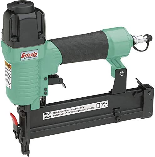 Grizzly H7678 18 Gauge Deep Stapler product image