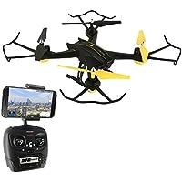 Remote Control Drone with Camera, ASGO S6 RC Drone 2.4GHz 2MP HD Camera WiFi FPV 3D VR Mode Quadcopter