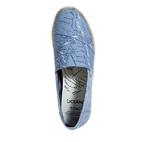 Alpargata Espadrilles blue Blue
