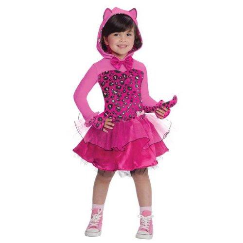 Cat Costume For Infants (Barbie Kitty Costume, Toddler 1-2)