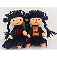 Muñeca Tradicional Mexicana Artesanal De Trapo #DiadeMuertos #Halloween