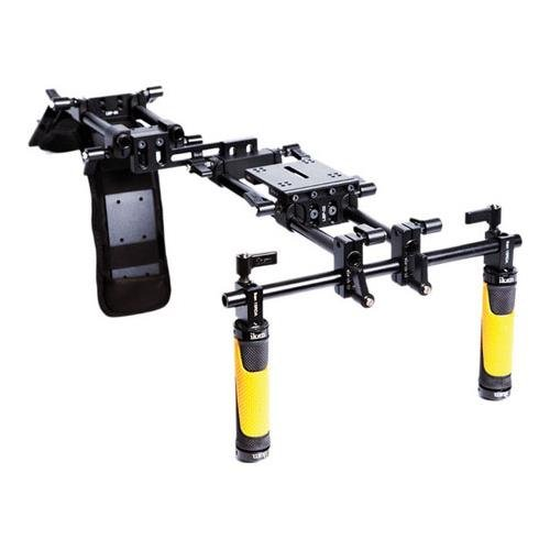 Ikan ELE-OFLY Flyweight Offset DSLR Shoulder Rig by Ikan