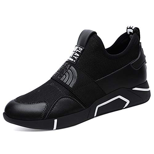 fire AJUNR shoes Autumn style Work shoes Ladies autumn super shoes casual Black shoes sports Women's 1xCw1vr8nq