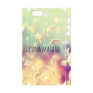 HAKUNA MATATA DIY 3D Cover Case for iPhone 6 plus 5.5 LMc-56 plus 5.506 plus 5.59 at LaiMc
