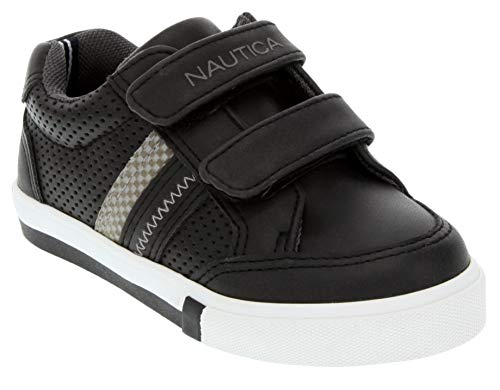 Nautica Kids Hull Toddler Adjustable Straps Sneaker Fashion Shoe (Toddler/Little Kid)