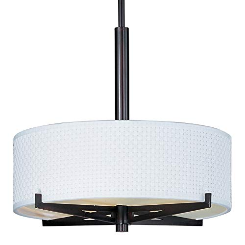 ET2 E95405-100OI, Elements, 3 Light Pendant, Oil Rubbed - Oil 100oi Elements
