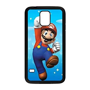 Samsung Galaxy S5 Phone Case Black Super Mario Bros HOD535098