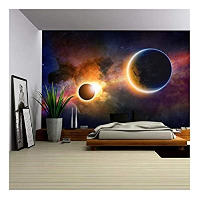 Outer Space Galaxy Background Wall Decor 100