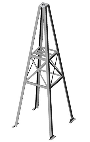 Glen Martin RT-936 9' Roof Top Tower - Heavy Duty Aluminum Roof Tower - USA Made by Glen Martin