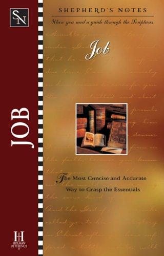 Job (Shepherd's Notes Book 7)