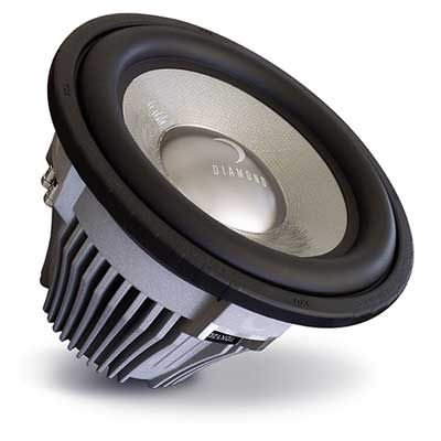 Diamond Audio TDX10D4 TDX 10