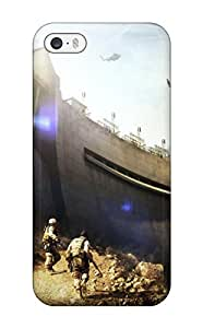 Hot Operation Flashpoint Red River Game First Grade Tpu Phone Case For Iphone 5/5s Case Cover