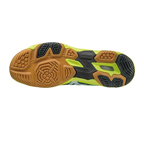 Mizuno Wave Twister, Men's Sport Shoes Yellow