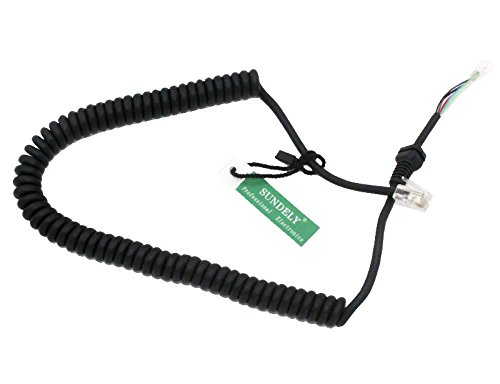 SUNDELY Microphone Cable Cord for Yaesu Radio MH-48A6J for sale  Delivered anywhere in USA