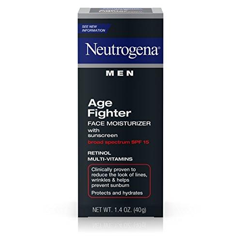 Neutrogena Fighter Moisturizer Sunscreen Spectrum