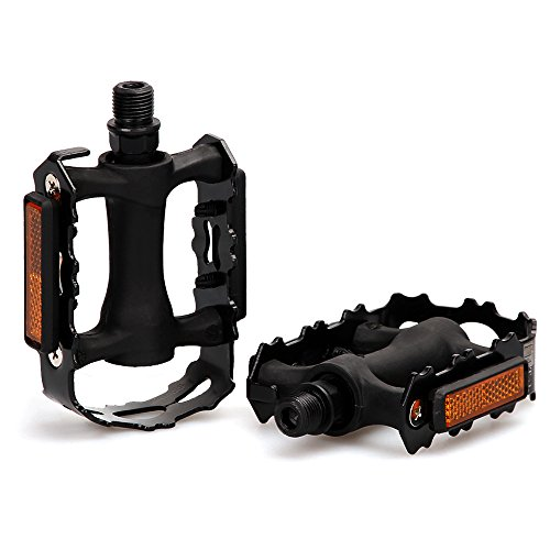 Mountain Bike Pedals, Bicycle Pedals, fitTek 9/16