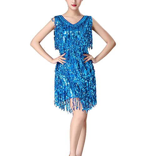 Gatsby Casino Night Fundraiser Party Halloween Taylor Swift Concert Dresses Wear Ocean Blue